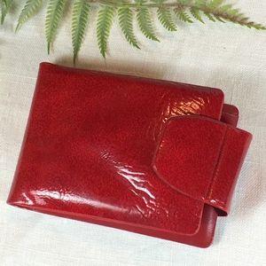 Vintage Vinyl bifold wallet